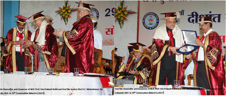 29th Convocation
